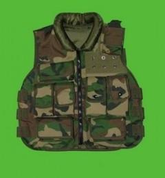 战术防弹衣