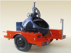 JBG-1200拖车式防爆罐