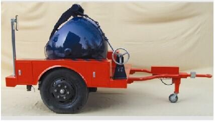 JBG-1000拖车式防爆罐