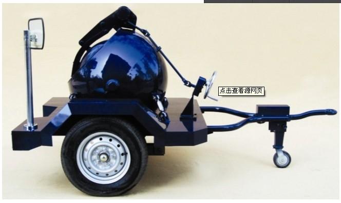 JBG-750拖车式防爆罐